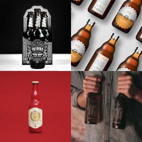 20 cervezas que comprarías por el diseño de su etiqueta