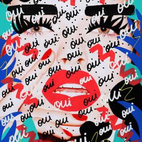 Andreea Robescu, donde Ilustración y moda se diluyen