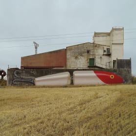 Ampparito: arte urbano rural
