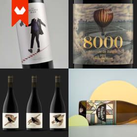 15 vinos que comprarías por el diseño de su etiqueta