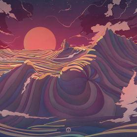 Los paisajes de ciencia ficción de Cristian Eres