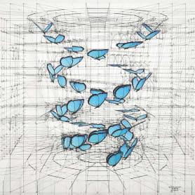 Rafael Araujo, ilustraciones matemáticamente perfectas