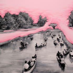 Las fotografías pintadas que son pinturas de Paco Pomet
