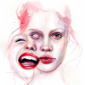 Mónica Loya muestra la belleza más fantasmagórica