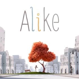 Alike, un corto de animación sobre la vocación artística