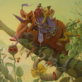 Dulk: una noche de fiebre ilustrada