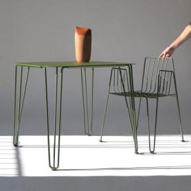 Martín Azúa: mobiliario con esencia mediterránea