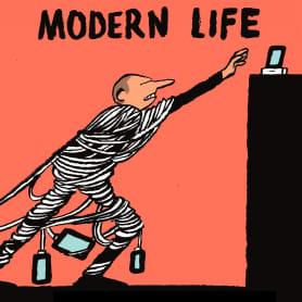 Jean Jullien, el ilustrador de la sociedad moderna
