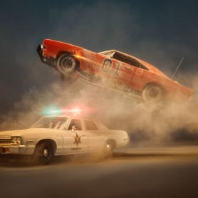 Felix Hernandez y el arte de fotografiar escenas diminutas