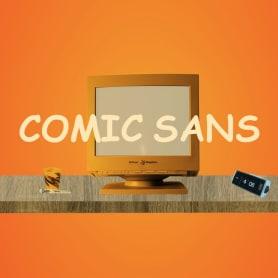 ¿Quién y por qué diseñó la tipografía Comic Sans?