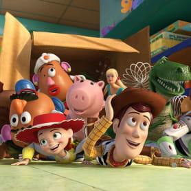 Los 'huevos de pascua' de las películas de Pixar