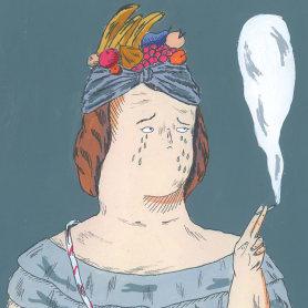 La oda ilustrada, de Mariana, a miserável, a los freelance