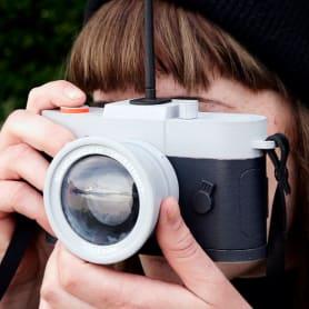 Una cámara de fotos que te obliga a ser creativo