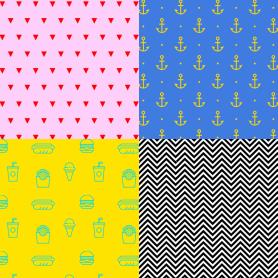 Heropatterns: un repositorio de patrones vectoriales y gratuitos