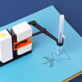 Line-us: cuando la robótica y la ilustración se juntan