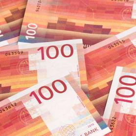 Noruega estrena billetes con diseño pixelado