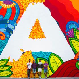 Boamistura: arte urbano en estado puro