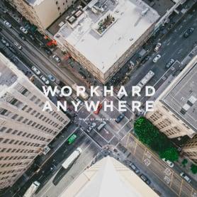 Work Hard Anywhere, la app para trabajadores sin oficinas