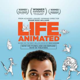 'Life, animated' muestra el poder de la animación