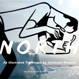 Christoph Niemann ilustra su viaje al Ártico Noruego
