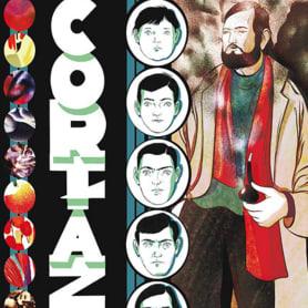 La vida y obra de Cortázar en formato cómic