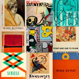 El Guggenheim comparte más de 200 libros de arte gratis