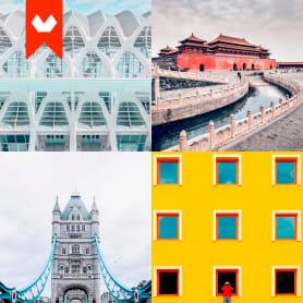 10 instagrams para amantes de la fotografía y la arquitectura