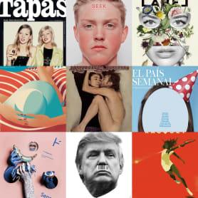Coverjunkie, una web para adictos a las portadas de revista