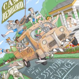Una novela ilustrada con Paint a base de pixel art