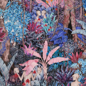 El surrealismo pictórico de Esther Sarto
