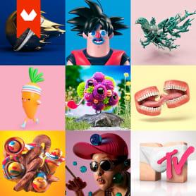 15 diseñadores 3D que tienes que seguir en instagram