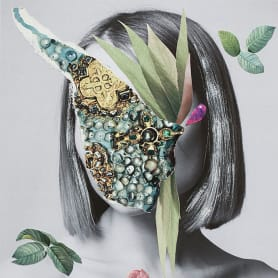 El delicioso collage analógico y surrealista de Rocío Montoya