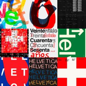 ¡Feliz 60 cumpleaños, Helvetica!