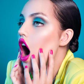 Fotografía de moda con un toque de fantasía de Rebeca Saray