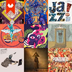 10 diseños que tienen a la música como única musa