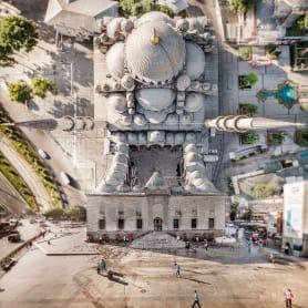 Las fotografías sin horizonte de Aydin Büyüktas