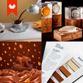 10 diseños muy dulces con el chocolate como protagonista