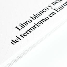 Libro blanco y negro del terrorismo en Europa, de Relajaelcoco