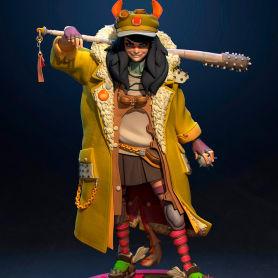 Modelado de personajes en 3D con Luis Gomez-Guzman