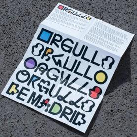 Koln Studio celebra la diversidad con tipografía