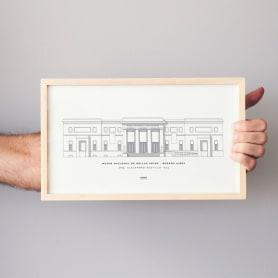 Baires Baires: arquitectura porteña ilustrada