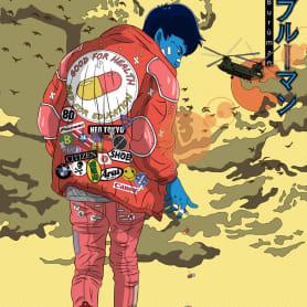 Las ilustraciones de inspiración asiática de IP Lobato