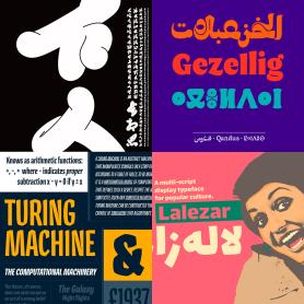 Las mejores tipografías del año según The Type Directors Club