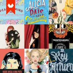10 libros que compraríamos por su portada