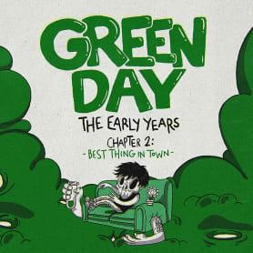 Los comienzos de Green Day en formato animado