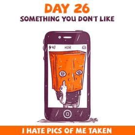 El reto ilustrado de 30 días de Shiffa