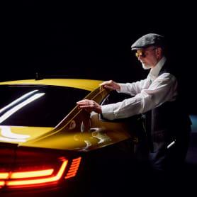 Pete Eckert, el fotógrafo ciego que juega con la luz