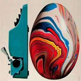 Décadas de diseño recopiladas en el Archivio grafica italiana