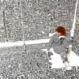 Mr. Doodle: el mago del dibujo
