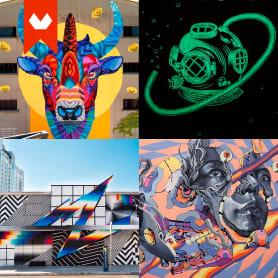 10 artistas urbanos que debes seguir en Instagram